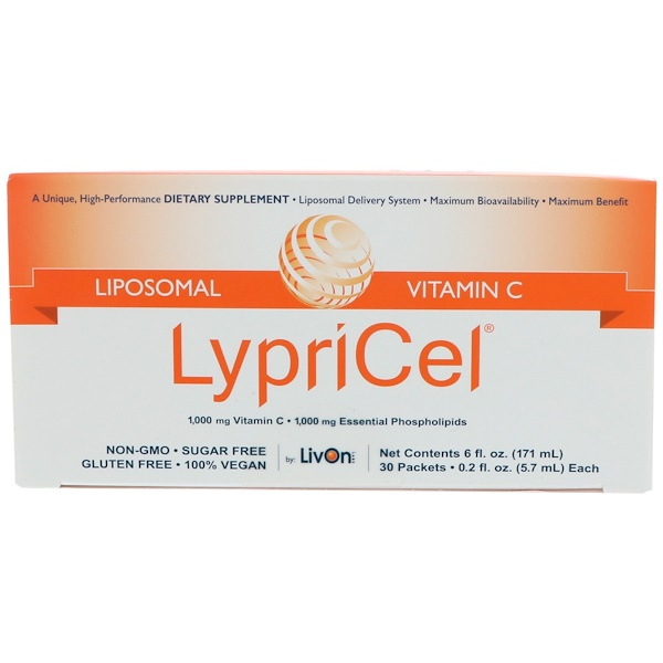Lypricel リプライセル リポソームビタミンC