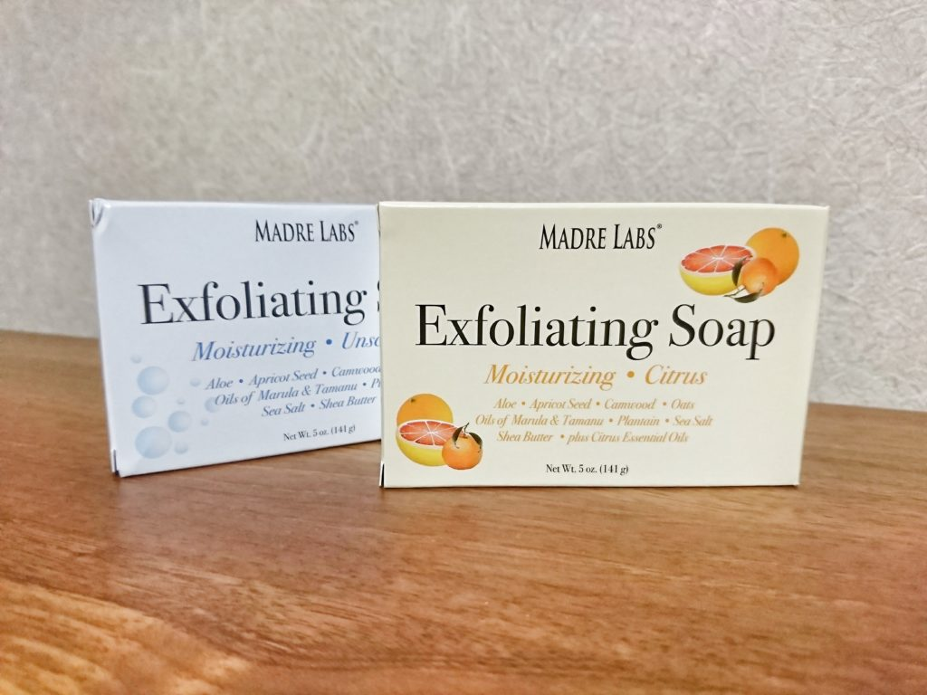 Madre LabsのExfoliating Soap